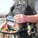 РыбZak 1 Рюкзак — слинг для ходовой рыбалки