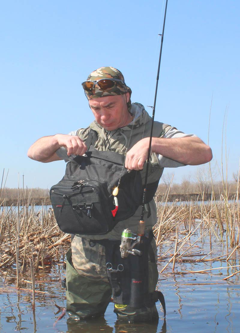 Рыбзак 1 Рюкзак для рыбалки.