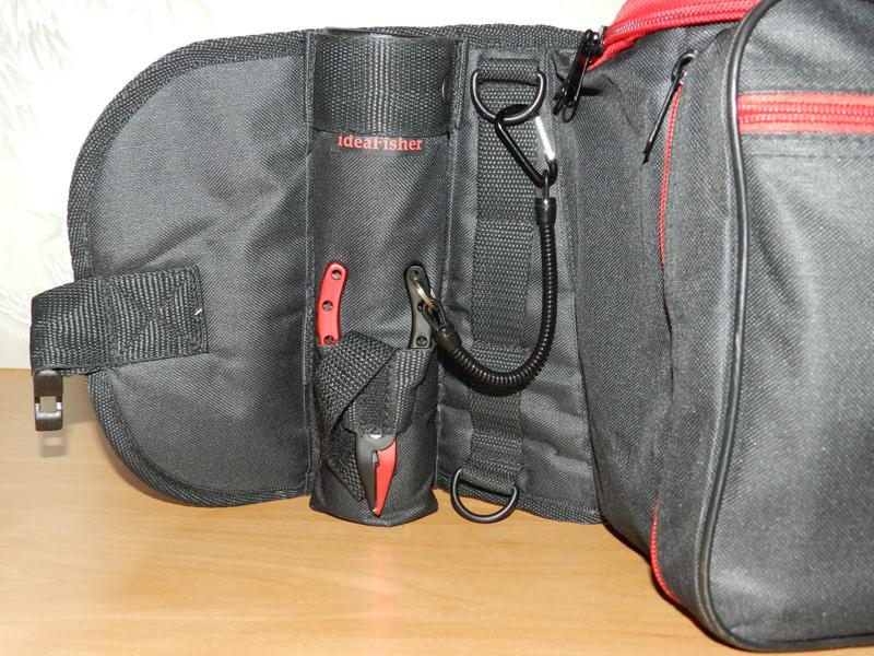 Держатель удилища сумка спиннингиста stakan3