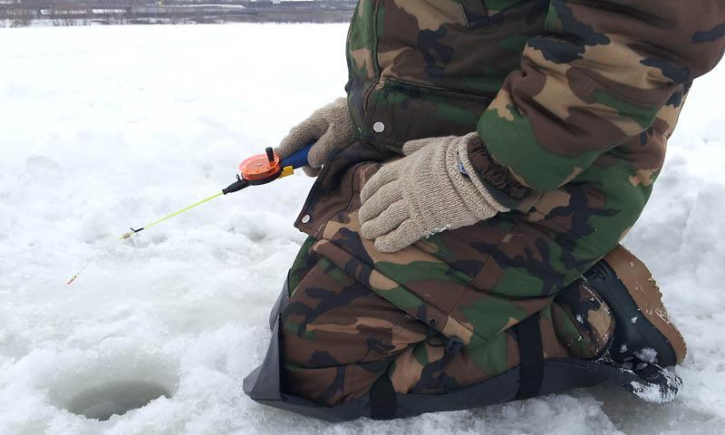 Наколенник для рыбалки своими руками