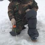 Наколенники  для зимней рыбалки «ПРОФЕССИОНАЛ» IdeaFisher