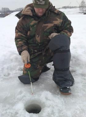 Наколенники для зимней рыбалки