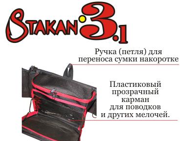 Новое в верcии STAKAN 3/1