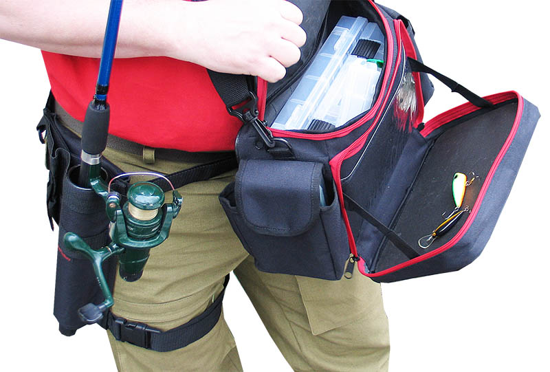 купить сумку или рюкзак для рыбалки