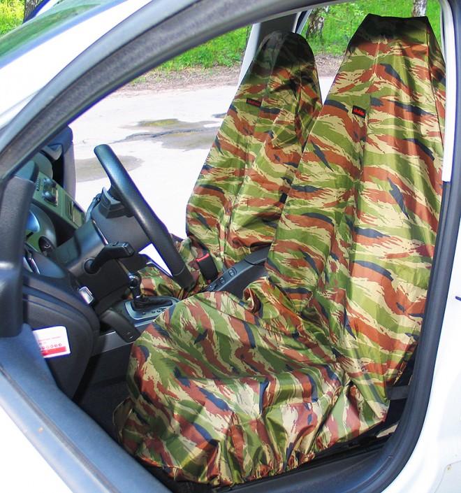 Защитный чехол для сидений автомобиля AntiГрязь 1.0