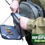 РыбZak 10 Рюкзак — слинг для ходовой рыбалки из кордуры с рипстоп!