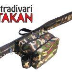 НОВИНКА! Stakan Stradivari чехол для удилища — поясная сумка