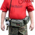 Stakan Бумеранг — универсальная сумка со съёмным держателем удилища